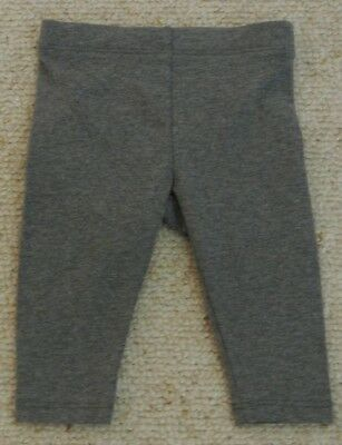 New Next baby girl leggings Grey 12-18 months