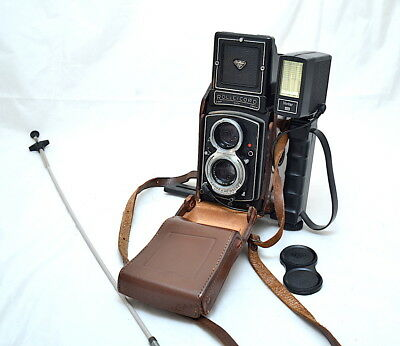Rolleicord Va Model K3E Type 2 Medium Format TLR Camera - *EXC*