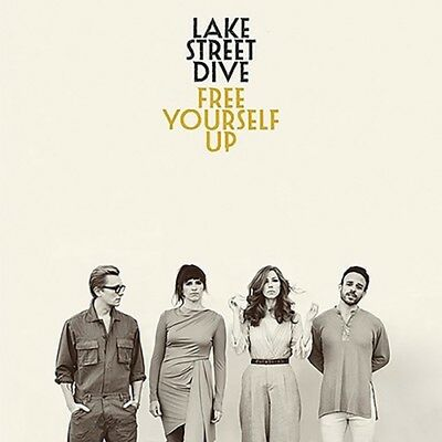 Lake Street Dive - Free Yourself Up 075597930603 (CD Used Like New)