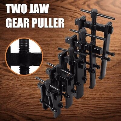 Auto Car Two Jaw Twin Legs Bearing Gear Puller Remover Hand Tool Removal Set