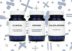 Clinical Dosage Calculations + Got It! Dosage Calculations Printed  Access Card