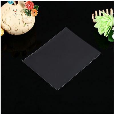 200PCS Crystal Clear Cello CellophanePlastic Package Bag No Flap / Non Seal