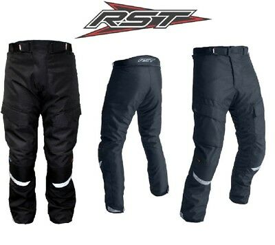 Motorcycle Trouser Alpha IV 4 Mens Motorbike Scooter CE Waterproof Textile Pant