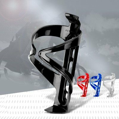 Bicycle Cycling MTB Bike Fiberglass Plastic Water Bottle Cage Drink Cup Holder