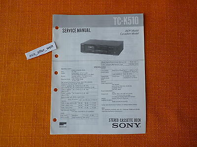 service manual sony tc r502 r502es english anleitung eur. Black Bedroom Furniture Sets. Home Design Ideas