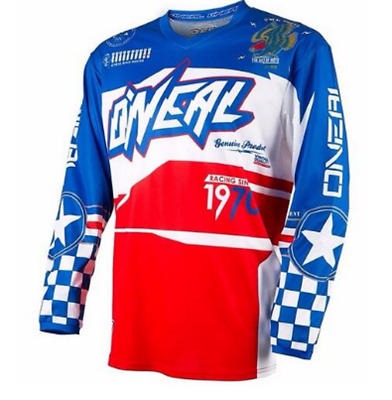 O Neal Oneal Adult Youth 2017 Motocross MX ATV Jersey Element Afterburner XS-5XL