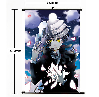 Anime SOUL EATER Death the Kind print Wall Scroll poster cosplay 3405