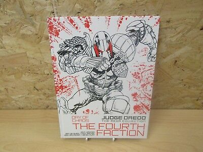 JUDGE DREDD The Mega Collection Graphic Novel ISSUE 49 THE FOURTH FACTION | NEW