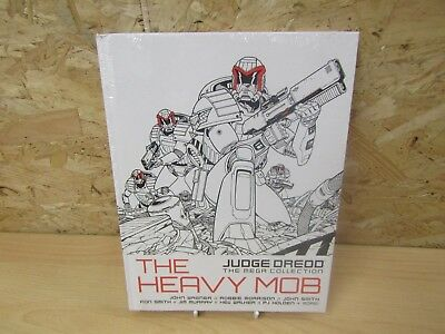 JUDGE DREDD The Mega Collection Graphic Novel ISSUE 55 THE HEAVY MOB | NEW