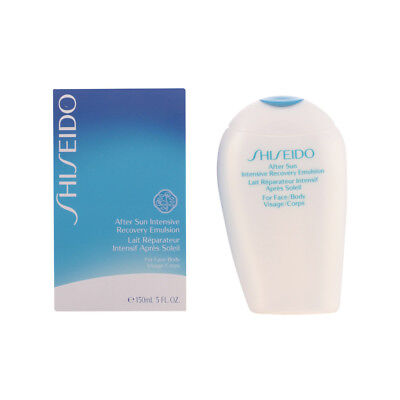 Cuerpo Shiseido unisex AFTER SUN intensive recovery emulsion 150 ml