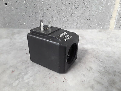 Eaton Vickers CETOP 3 Ng6 Hydraulic Solenoid Coil 24VDC 30W H 507848 *