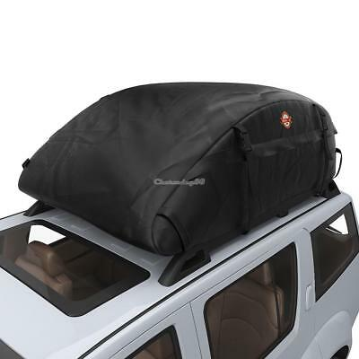 Car Vehicles Waterproof Roof Top Cargo Carrier Luggage Travel Storage C1MY