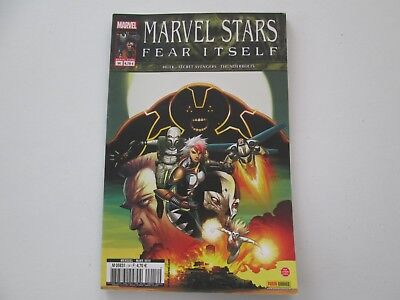Marvel Stars N°14 Ttbe Double Jeu
