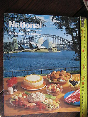 National Easy Touch Microwave Australian Cookbook 1984