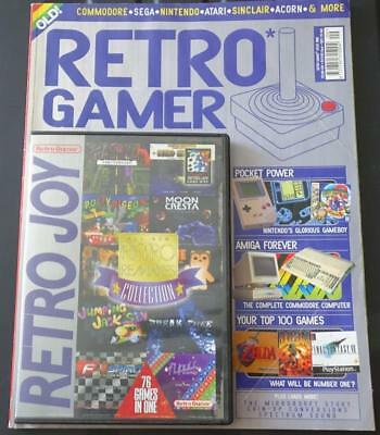Retro Gamer Magazine: Volume 1 Issue 9 - With Cover Disc - Free P&p