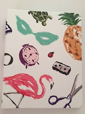NEW Kate Spade New York Semi Concealed Spiral Notebook $11.50 + Free Shipping