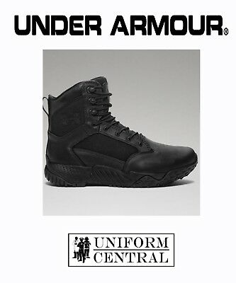 Under Armour UA Men's Black Stellar TAC Wide Tactical Boots - ALL SIZES  1289001