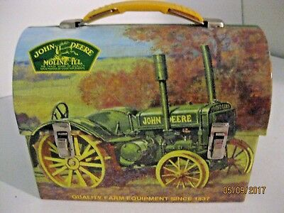 John Deere Lunch Box Candy Not Enclosed