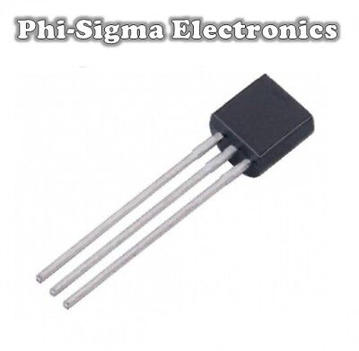 Temperature Sensor IC (LM35DZ or DS18B20) - Various Pack Sizes