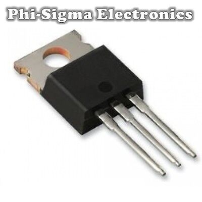 Voltage Regulator IC (78XX, 78LXX, 79XX, LM317) - Various Pack Sizes
