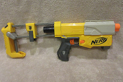 Nerf N Strike Recon CS-6 Blaster Rifle Dart Gun w/ Shoulder Stock -SEE PICS!