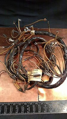 NOS!!! OEM Wiring Harness 1952 Only Ford V8 Passenger Under the Dash FAA-14401-D