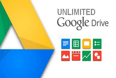 Unlimited Storage Google Drive Account ( Not .edu )