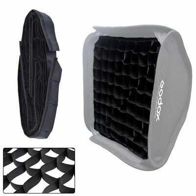 55x55cm Honeycomb Grid for Godox S-type 60x60cm Speedlite Flash Softbox Foldable