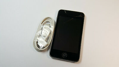 Apple iPod touch 2nd Generation Black (8GB), FULLY WORKING