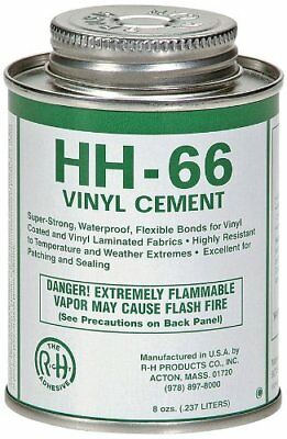 New Pig PTY105, RH Adhesives HH-66 Industrial Strength Vinyl Cement Glue with