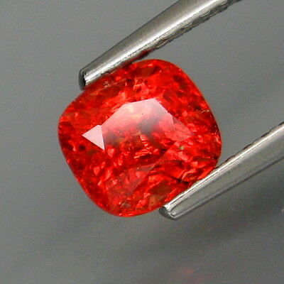 1.36Ct.Very Rare Color! Natural Imperial Padparadsha Spinel MaeSai,Thailand