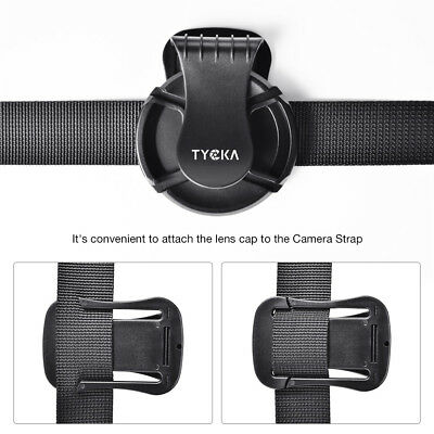 Tycka Protection Camera Shoulder Neck Strap Anti-Slip with Quick Release TK003