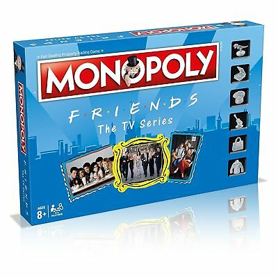 Friends TV Series Monopoly Board Game  - Family Game Christmas Gift Present