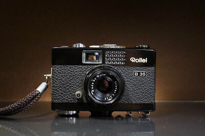 ROLLEI B 35, Triotar 40/3.5 | Great, fully working condition | B35 35B