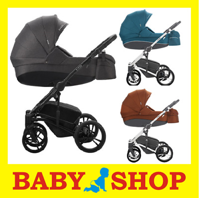 BEBETTO Tito 2in1 2018 Stroller Pram Pushchair Sport seat FREE SHIPPING