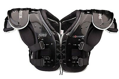 Rawlings Combat CP46L All Position American Football Shoulderpad
