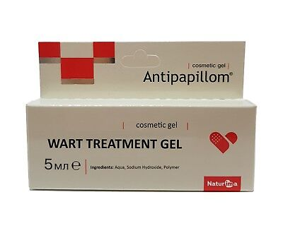Strong Wart Remover Gel Papilloma Genital Warts Verruca Treatment Removal 5ml