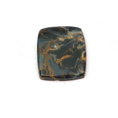 1 Pcs 23.20crt Cabochon Natural Pietersite Loose Gemstone