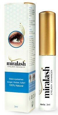 Miralash Wimper Conditioner MIRALASH langen Wimpern SERUM !
