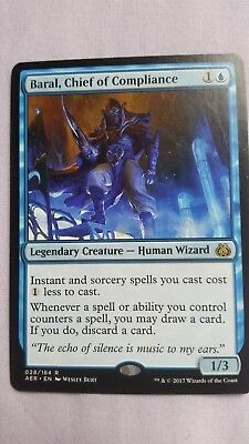 Mtg Baral, Chief of Compliance, Mint, aether revolt