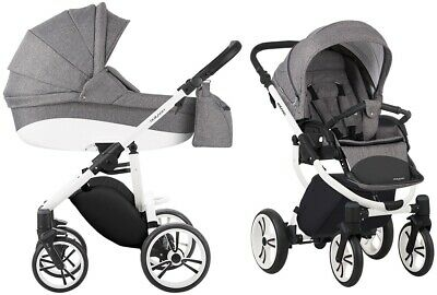 BEBETTO Holland 2in1 Stoller Pushchair Sport seat FREE SHIPPING