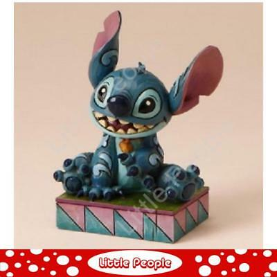 Jim Shore Genuine Ohana Means Family - Stitch Figurine Disney Traditions