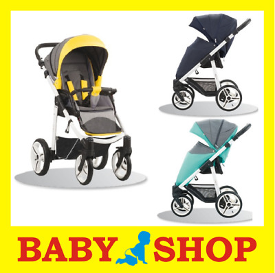 BEBETTO Nico NEW COLLECTION Stroller Pushchair FREE SHIPPING
