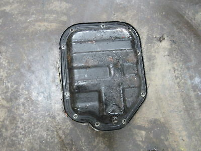 03-04 Nissan 350Z 350 Z Engine Motor Bottom Oil Pan Cover Js