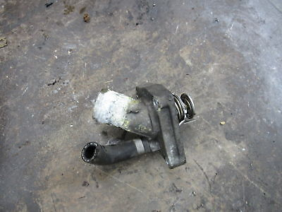03-04 Nissan 350Z 350 Z Thermostat W Housing Assembly Js