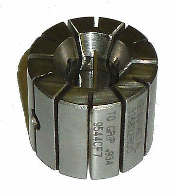 "New .934"" Kennametal To Grip Expanding Mandrel Collet"