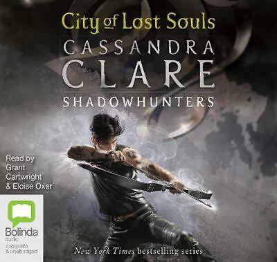City of Lost Souls by Cassandra Clare Compact Disc Book Free Shipping!