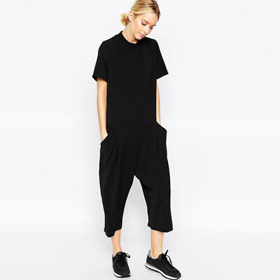 Urban Outfitters American Apparel Style Streetwear Jumpsuit Romper With Pockets