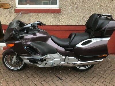 BMW K1200LT Lovely condition. K 1200 Needs to be used.