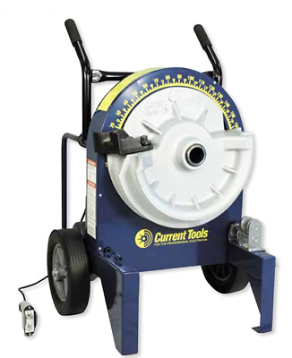 Current Tools 77IMC-DL - Deluxe Electric Bender with 700I Rigid shoes and access